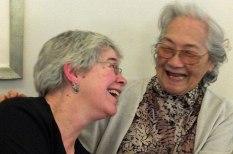 Olga & Monica at Merrill Gardens-Northgate