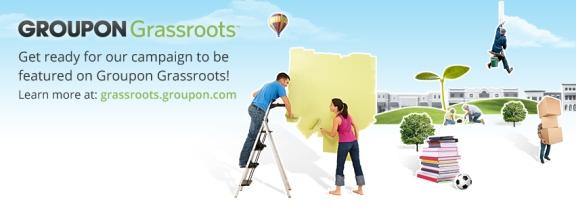 Groupon Grassroots