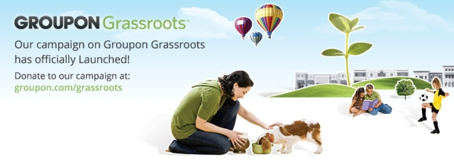 Groupon Grassroots Launch