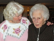 friends at Fairwinds-Brighton Court Dec. 2012