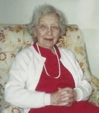 Sally Covin--My Grams