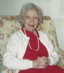 Sally Covin--My Grams